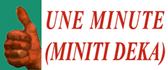 Une Minute – Minitideka